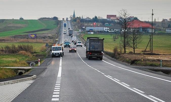 Droga krajowa nr 19 w Sokołowie Małopolskim