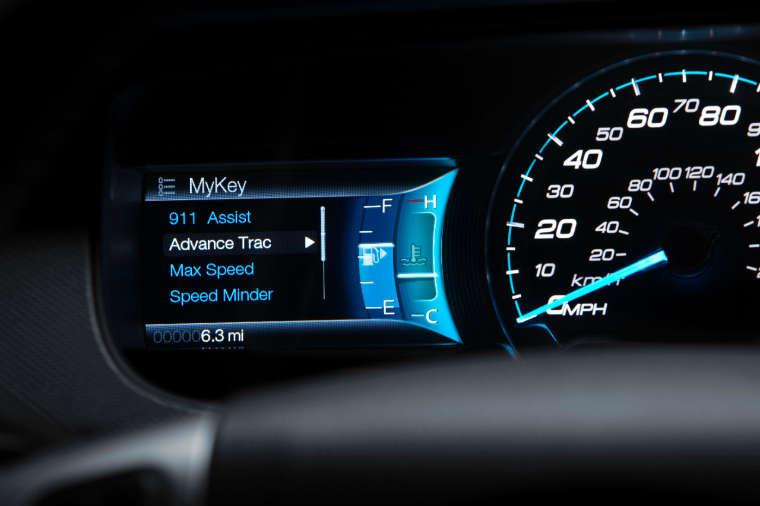 System MyKey Ford Fiesta
