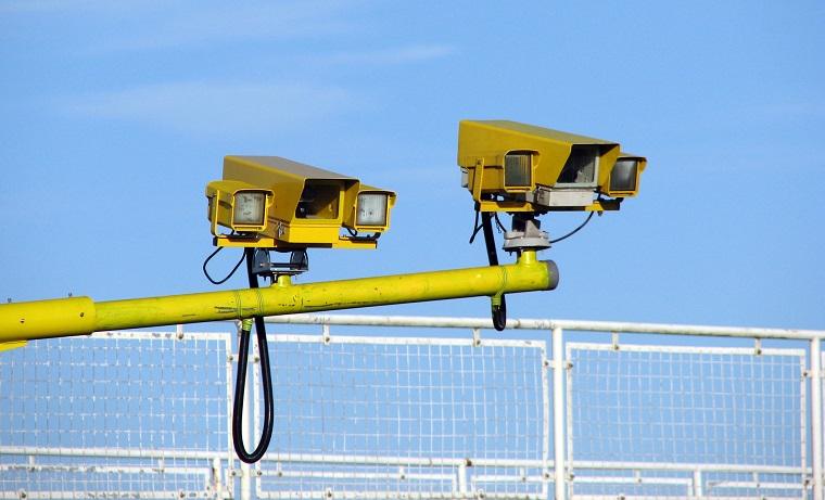 Kamery monitoringu na drogach