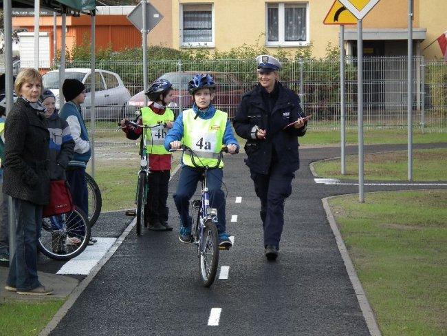 Miasteczko ruchu drogowego w Gorzowie Wielkopolskim