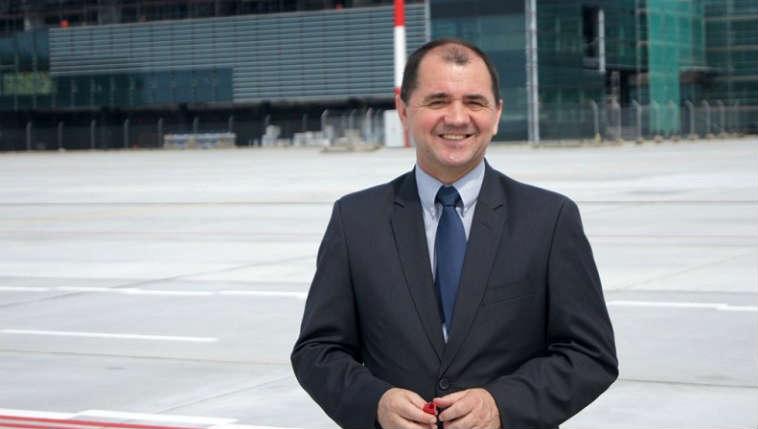 Zbigniew Rynasiewicz p.o. ministra transportu