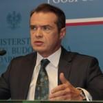 Sławormin Nowak, minister transportu