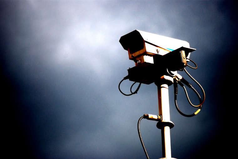 Kamera na drodze Fot. rgbstock.com