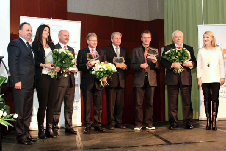 Partner Bezpieczeństwa Ruchu Drogowego 2013 - gala