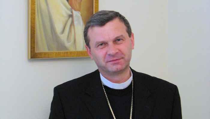 Biskup Tadeusz Bronakowski