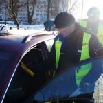 Policja kontroluje taksówkarzy w Białymstoku