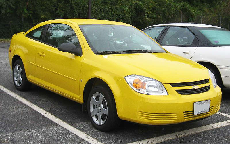 Samochód Chevrolet Cobalt Fot. IFCAR