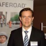 Grzegorz Bagiński, prezes Saferoad Polska. Fot. Leonard Dolecki/brd24.pl