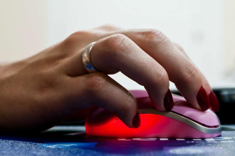 Mysz komputerowa Fot. rgbstock.com
