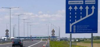 W sierpniowe weekendy autostrada A1 bez opłat