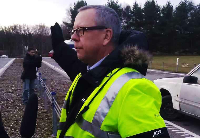 Lars Ekman, Trafikverket Szwedzka Administracja Transportowa Fot. brd24.pl