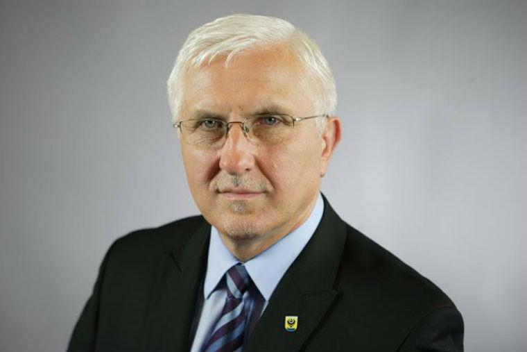 Wadim Tyszkiewicz prezydent Nowej Soli Fot. Facebook