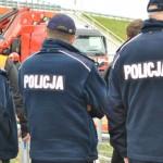 Policja Fot. Łukasz Zboralski/brd24.pl