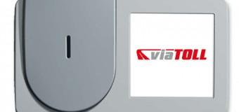 viaTOLL dla osobówek coraz popularniejszy. Dwukrotnie więcej urządzeń