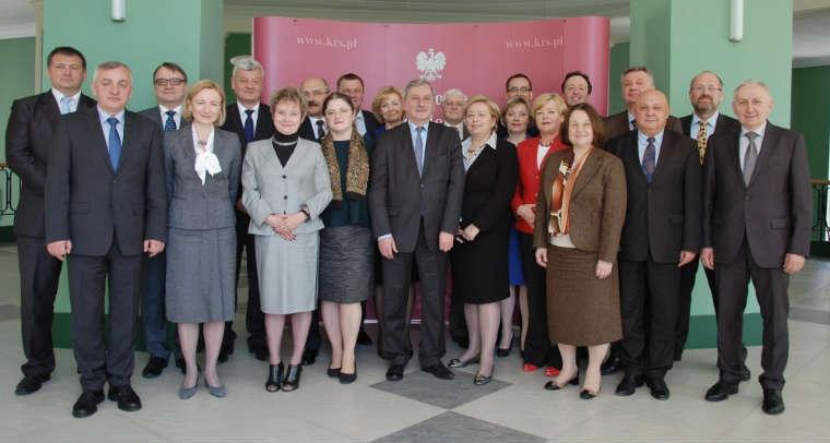 Krajowa Rada Sądownictwa Fot. KRS