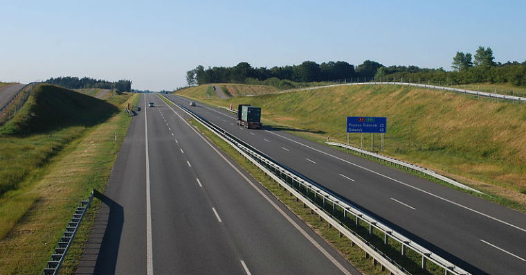 Autostrada A1 Fot. CC-BY-3.0
