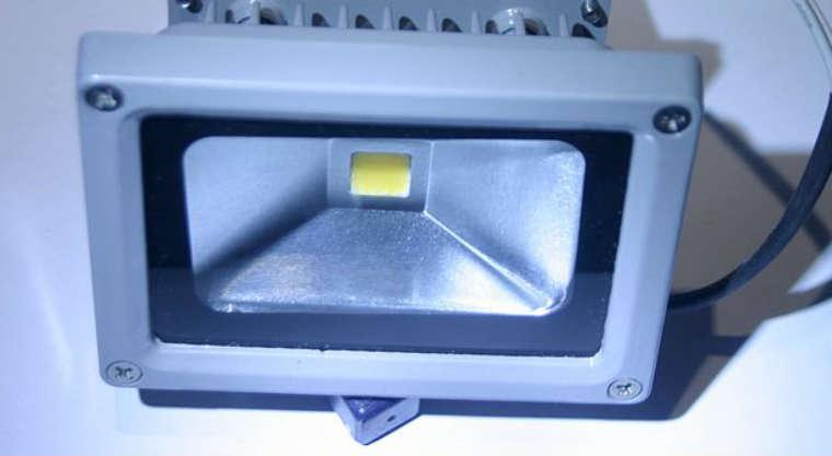 Oprawa oświetleniowa LED Fot. CC-BY-3.0