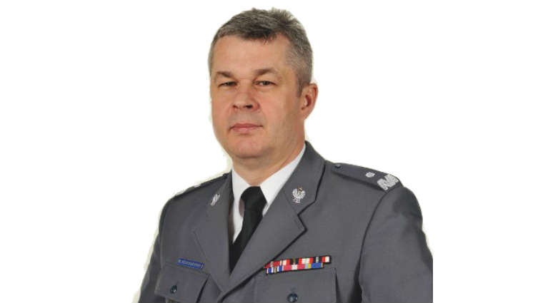 Komendant Główny Policji gen. insp. Marek Działoszyński. Fot: KGP