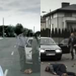 """Spot kampanii """"10 mniej ratuje życie"""" i pierwowzór - klip australijskiej organizacji TAC. Źródło: YouTube"""