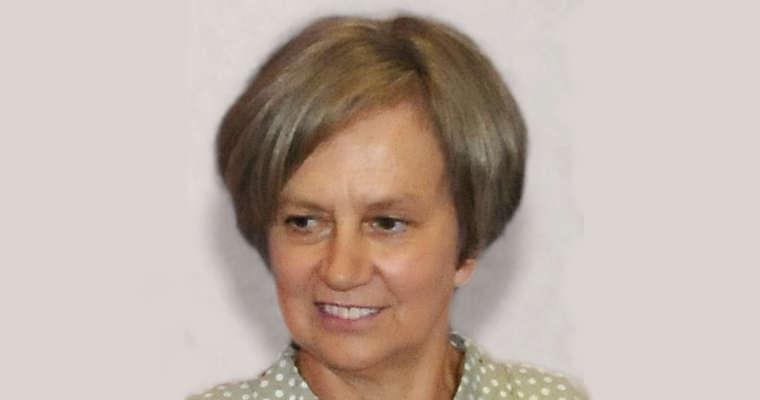 Maria Dąbrowska-Loranc, kierownik Centrum Bezpieczeństwa Ruchu Drogowego w Instytucie Transportu Samochodowego. Fot. ITS