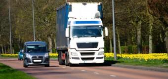 Coraz mniej wypadków powodują piesi, coraz więcej kierowcy. Niepokojący trend ciężarówek