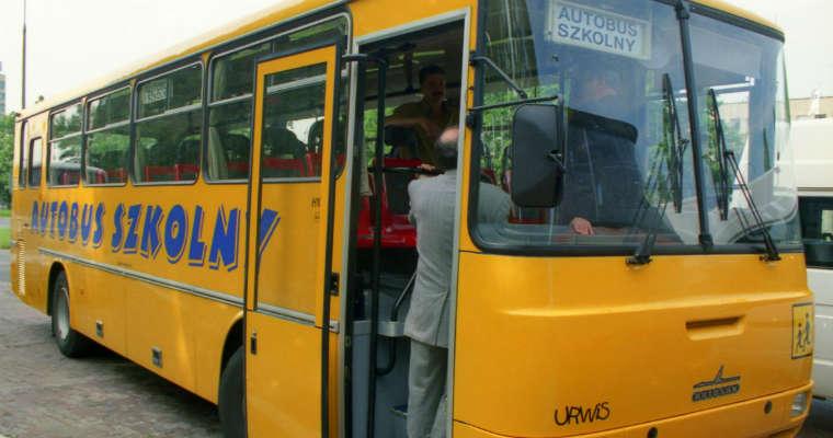 Autobus szkolny. Fot. Cezary p/CC-BY-3.0