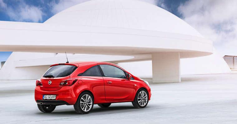 Opel Corsa Fot. Opel