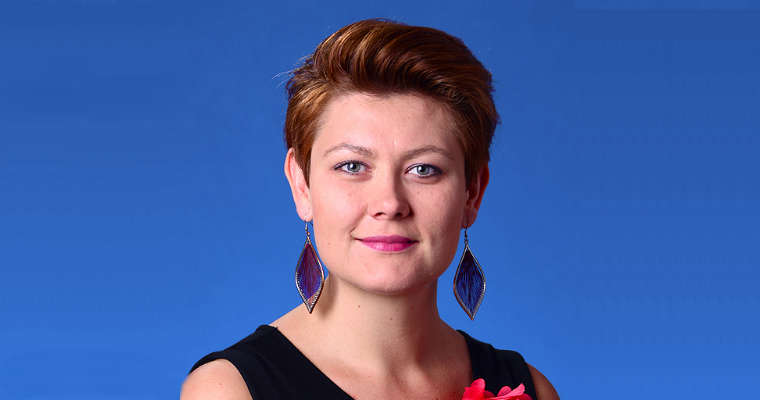 Justyna Fedrowicz, menadżer projektów w Neurosoft. Fot. Neurosoft