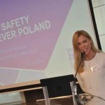 Edyta Karpiuk, Safety, Health & Environment Coordinator Unilever Polska