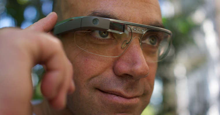 Google Glass. Fot. Wikipedia/CC-BY-2.0