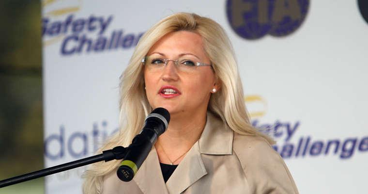 Posłanka Beata Bublewicz (PO). Fot. Marcin Kaliszka/RallyFoto.pl