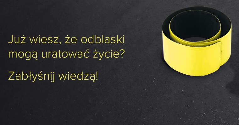 """Fragment plakatu promującego konkurs MSW """"Błyskotliwi"""". Źródło: MSW"""