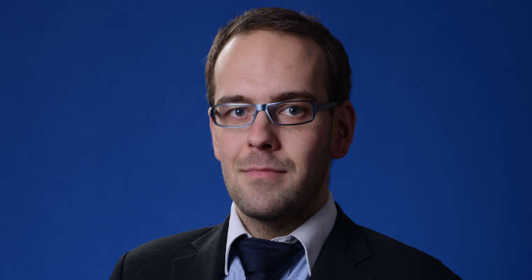 Radosław Borcon, mendadżer ds. rozwoju w firmie Neurosoft. Fot. Neurosoft