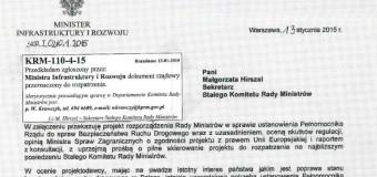 Nowy pełnomocnik rządu ma uratować jedną osobę i w ten sposób oszczędzić 2 mln zł