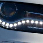 Światła do jazdy dziennej. Fot. Thermos CC-BY-3.0