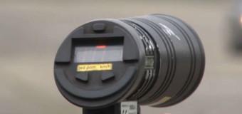 """KGP przyznaje, że radarem Iskra-1 policjanci mierzą """"na oko"""". I ufa w ich wzrok"""