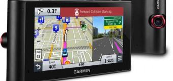 NüviCam LMTHD Garmin. Systemy bezpieczeństwa, nawigacja i rejestrator jazdy w jednym