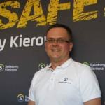 Sylwester Pawłowski prezes Safety Logic, twórca projektu edukacyjnego Świadomy Kierowca Fot. Łukasz Zboralski/brd24.pl