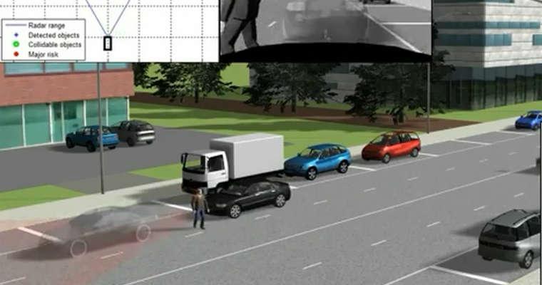 M City. Miasteczko do testowania autonomicznych samochodów. Fot. YouTube
