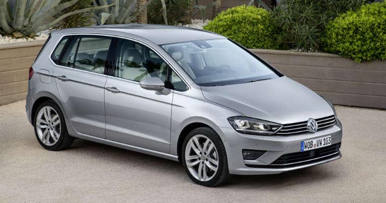 VW Golf Sportstvan Fot. VW