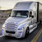 Samochód ciężarowy Inspiration opracowany przez Daimlera. Fot. Daimler