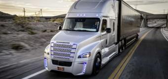 Inspiration – pierwsza bezzałogowa ciężarówka dopuszczona do ruchu w USA. Zawód kierowcy zniknie?