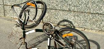 Zdenerwował go 67-letni rowerzysta, więc go pobił. Uszkodził mu kręgosłup