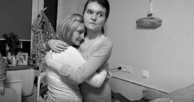 Nasze koleżanki - klip z nastoletnimi ofiarami wypadków. Fot. YouTube