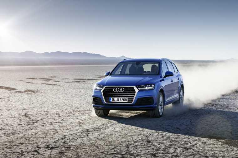 Audi Q7, fot. Audi