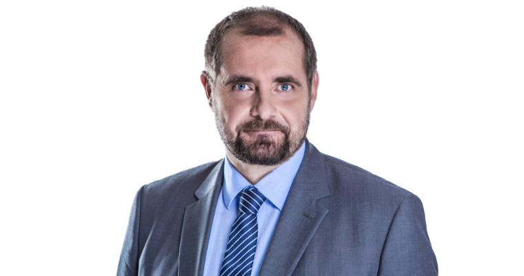 Aleksander Pociej, senator PO. Fot. Biuro senatora