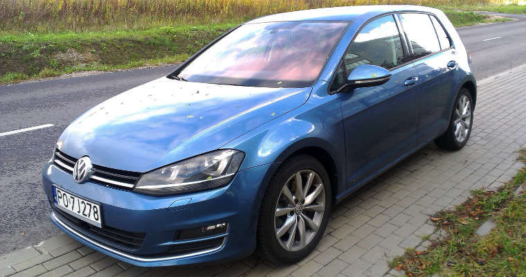 Golf 7. Fot. brd24.pl