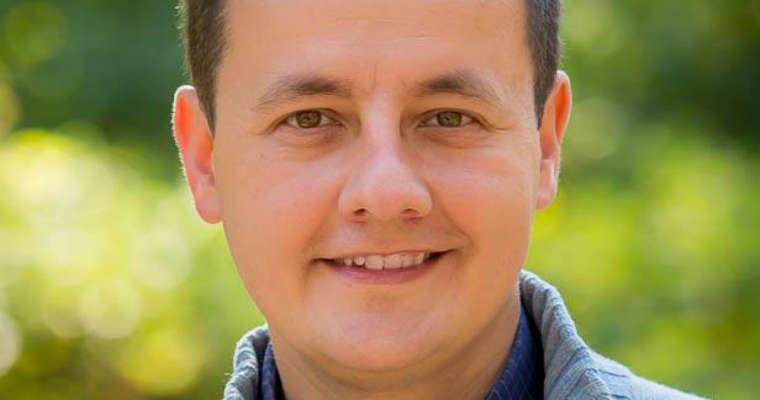 Adam Sobieraj, szef Fundacji Drogi Mazowsza Fot. archiwum autora