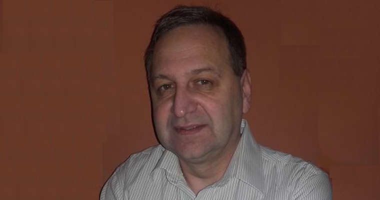 Wiesław Migdałek. Fot. arch. autora