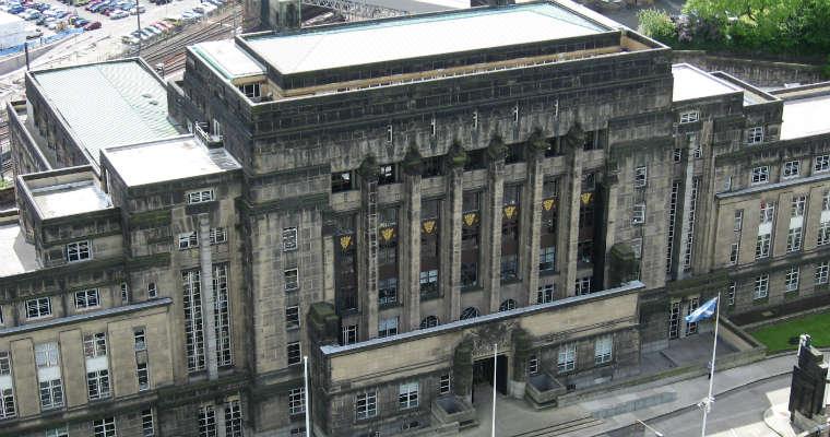 Główna siedziba rządu Szkocji. Fot. Alan Ford/CC-BY-2.5
